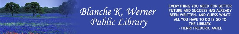 Library Blog Banner